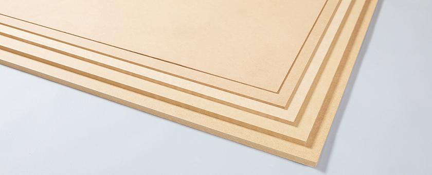 MDF(medium density fiberboard)/中密度繊維版(JIS商品)